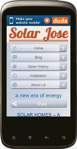Solar-Jose-Mobile-Site